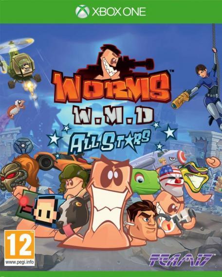 Worms W.M.D PL XBOX ONE