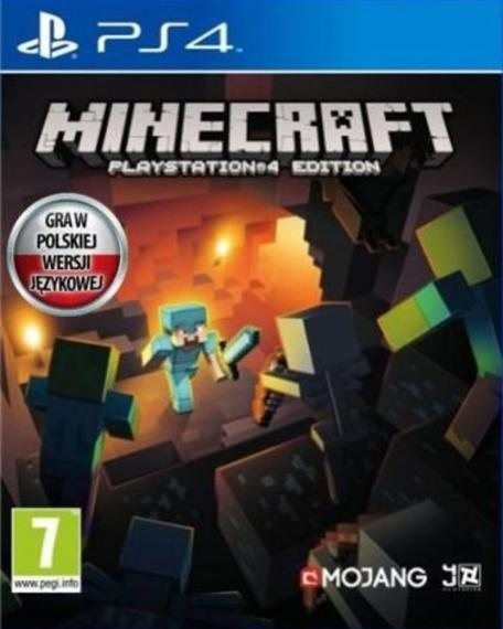 Minecraft Playstation 4 Edition PL PS4