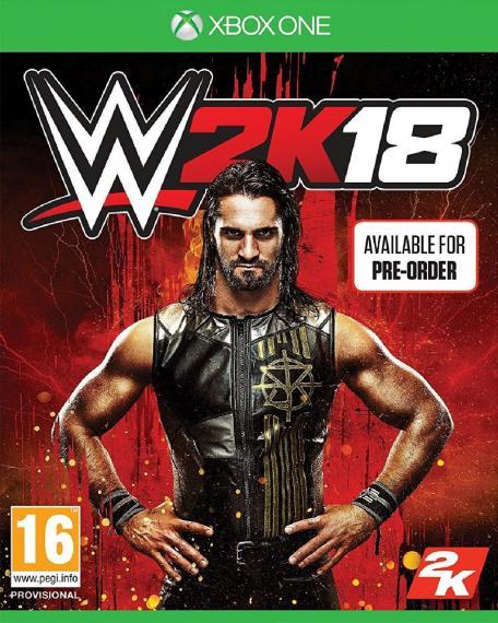 WWE 2K18 + DLC KURT ANGLE XBOX ONE