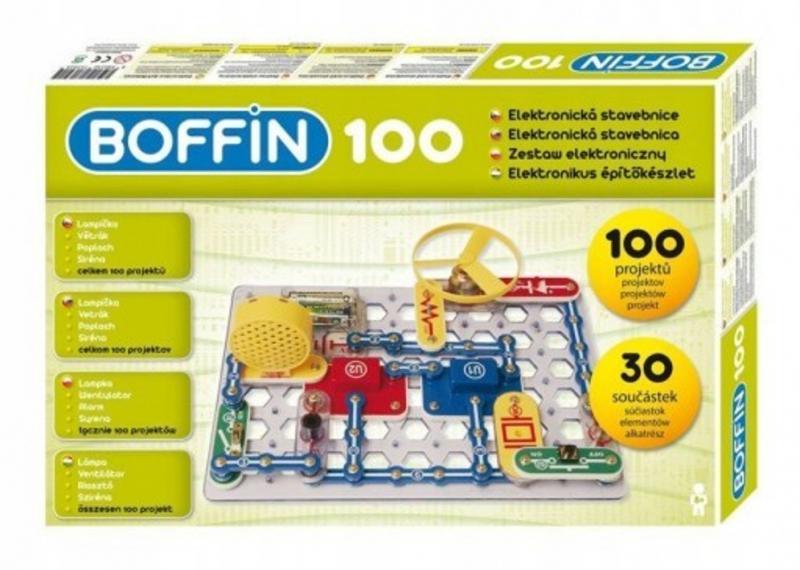 Zestaw Mały Elektronik Boffin I 100