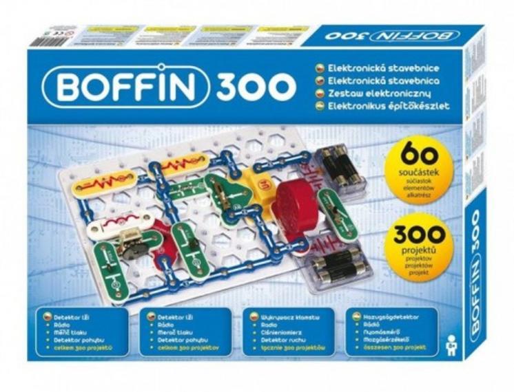 Zestaw Mały Elektronik Boffin I 300