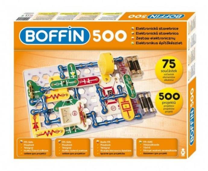 Zestaw Mały Elektronik Boffin I 500