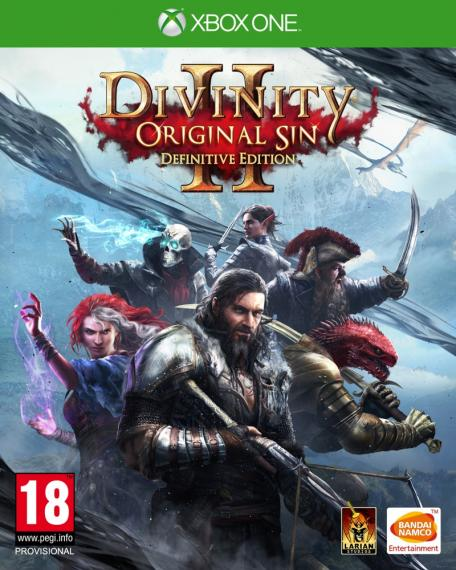 Divinity Original Sin 2 Definitive Edition PL XBOX ONE