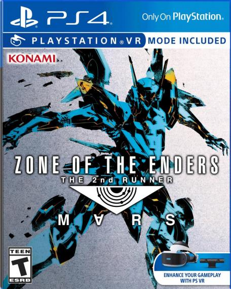 Zone of the Enders The 2nd Runner Mars PS4 VR