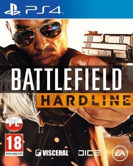 Battlefield Hardline PL PS4