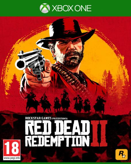 Red Dead Redemption 2 PL XBOX ONE