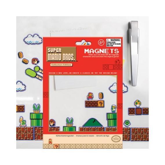 NINTENDO - Super Mario Bros. Magnets