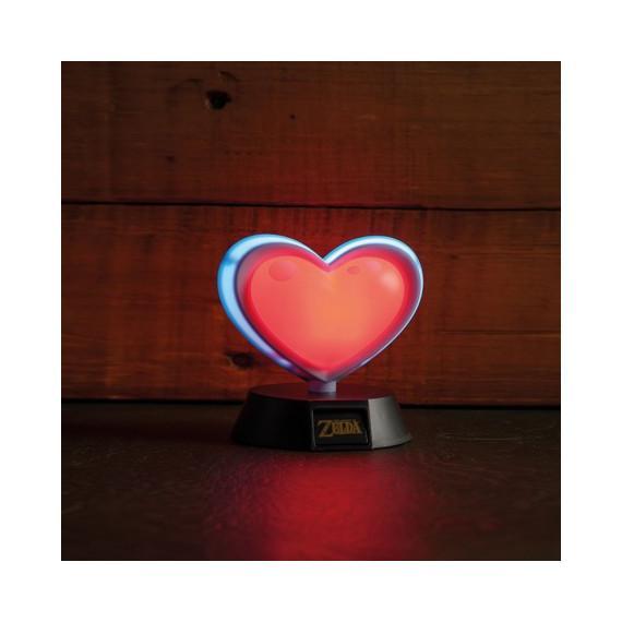 THE LEGEND OF ZELDA - Heart Container 3D Light