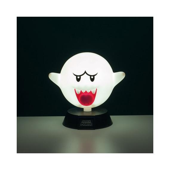 NINTENDO - Lampe 3D Super Mario Boo 10cm
