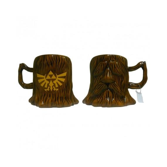 ZELDA - 3D Ceramic Mug Mojo Tree 475 ml