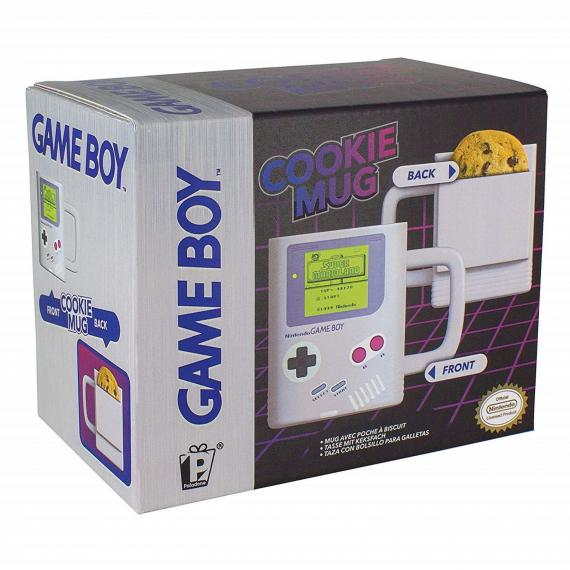 Nintendo Game Boy Cookie Kubek