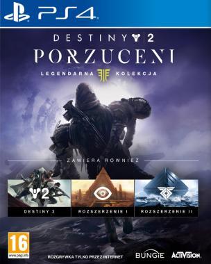 Destiny 2 Porzuceni Legendarna Kolekcja PS4