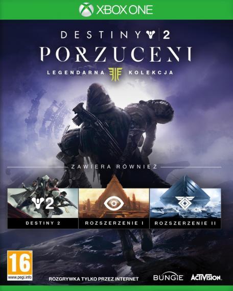Destiny 2 Porzuceni Legendarna Kolekcja PL XBOX ONE