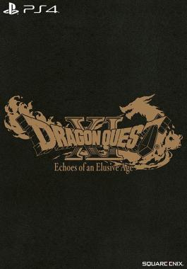 Dragon Quest XI: Echoes of an Elusive Age Edition of Lost Time PS4