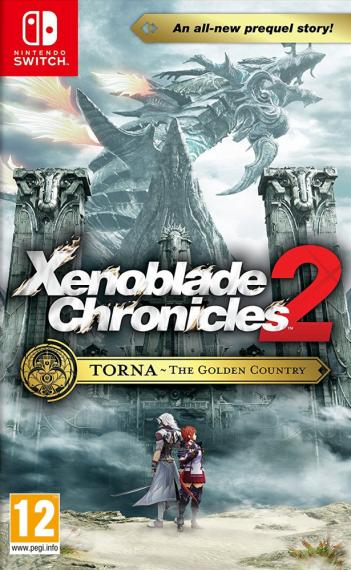 Xenoblade Chronicles 2 Torna The Golden Country SWITCH
