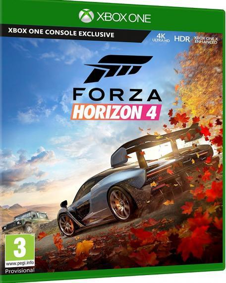 Forza Horizon 4 PL XBOX ONE