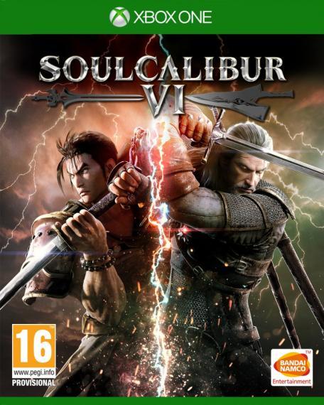 Soul Calibur VI XBOX ONE