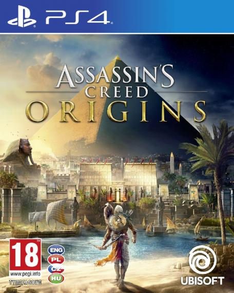Assassin's Creed Origins PL PS4