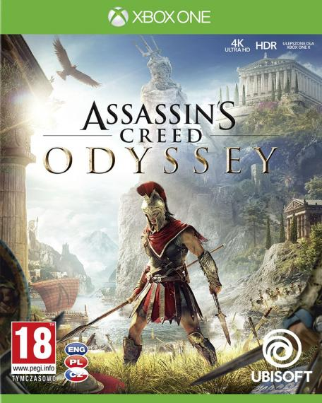Assassin's Creed Odyssey PL XBOX ONE