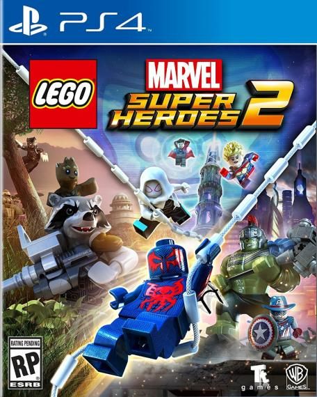 LEGO Marvel Super Heroes 2 PL PS4