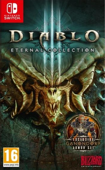 Diablo 3 III Eternal Collection PL Dubbing SWITCH