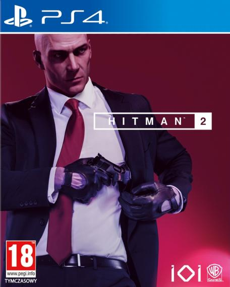 Hitman 2 PL PS4
