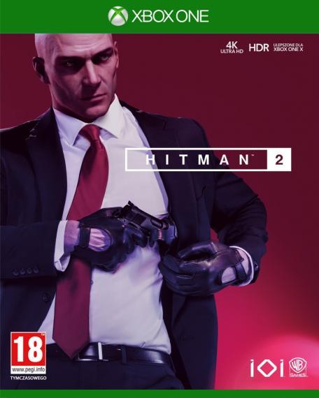 Hitman 2 PL XBOX ONE