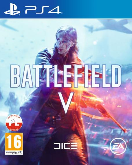 Battlefield V PL + DLC PS4