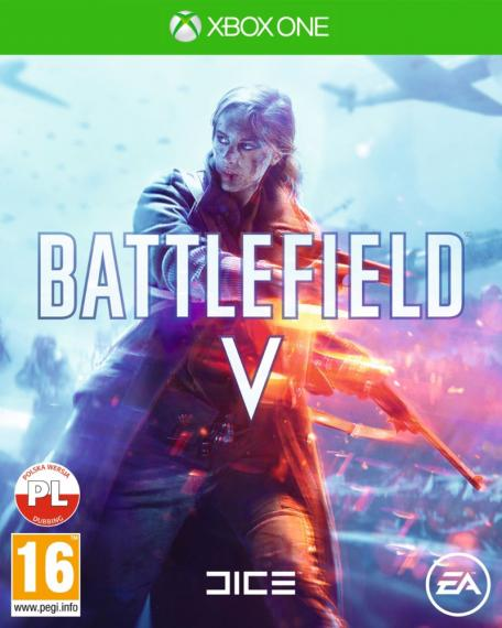 Battlefield V PL XBOX ONE