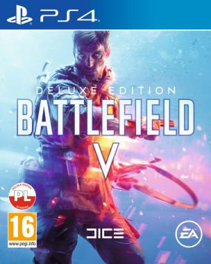 Battlefield V Edycja Deluxe PL PS4