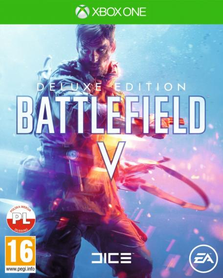 Battlefield V Edycja Deluxe PL XBOX ONE