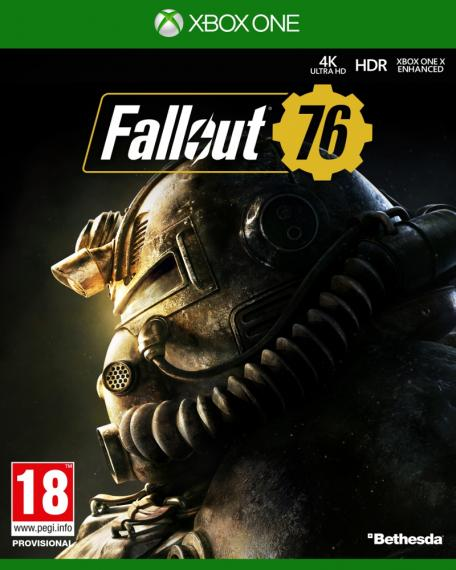 Fallout 76 PL XBOX ONE