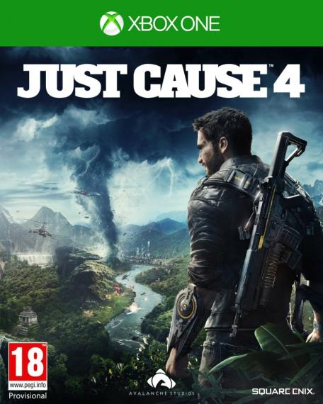Just Cause 4 PL XBOX ONE