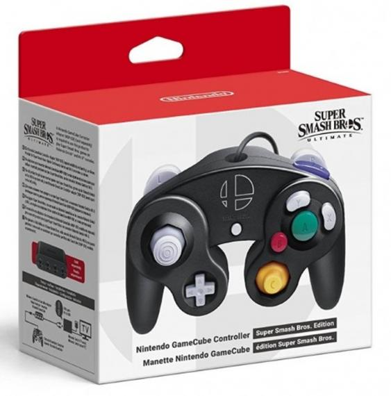Super Smash GameCube Controller