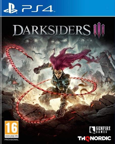 Darksiders III PL PS4