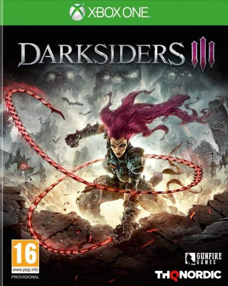 Darksiders III PL XBOX ONE