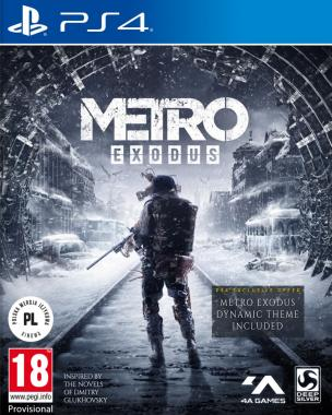 Metro Exodus PL PS4