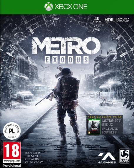 Metro Exodus PL XBOX ONE