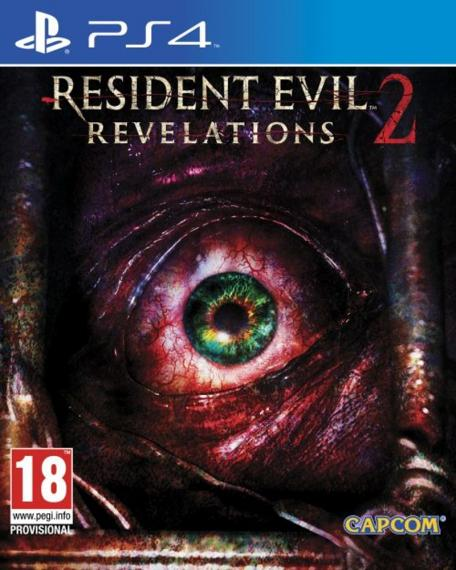 Resident Evil Revelations 2 PL PS4