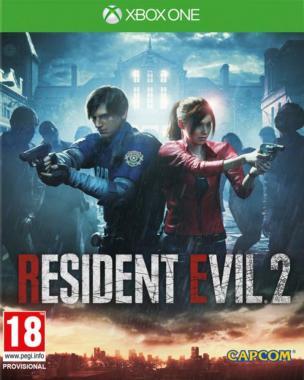 Resident Evil 2 Remake PL XBOX ONE