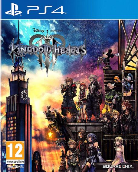 Kingdom Hearts III/3 PS4
