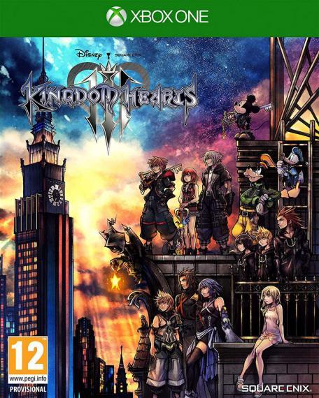 Kingdom Hearts III/3 XBOX ONE