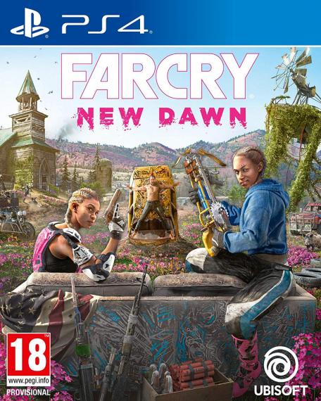 Far Cry New Dawn PL PS4