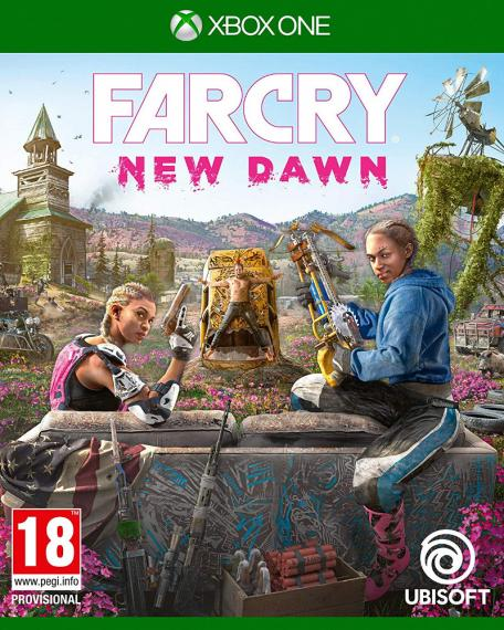 Far Cry New Dawn PL XBOX ONE
