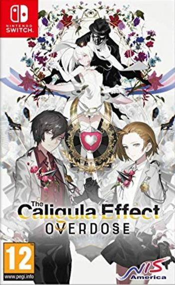 The Caligula Effect Overdose SWITCH