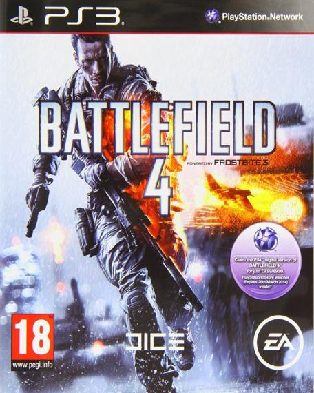 Battlefield 4 PL PS3