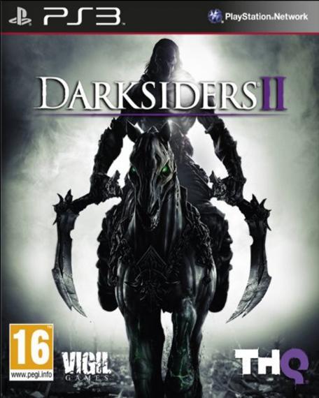 Darksiders II/2 PL PS3
