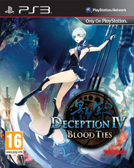 Deception IV 4 Blood Ties PS3