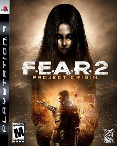 F.E.A.R. 2 Project Origin Fear 2 PS3