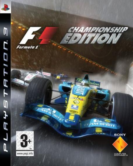 Formula One Championship Edition PS3